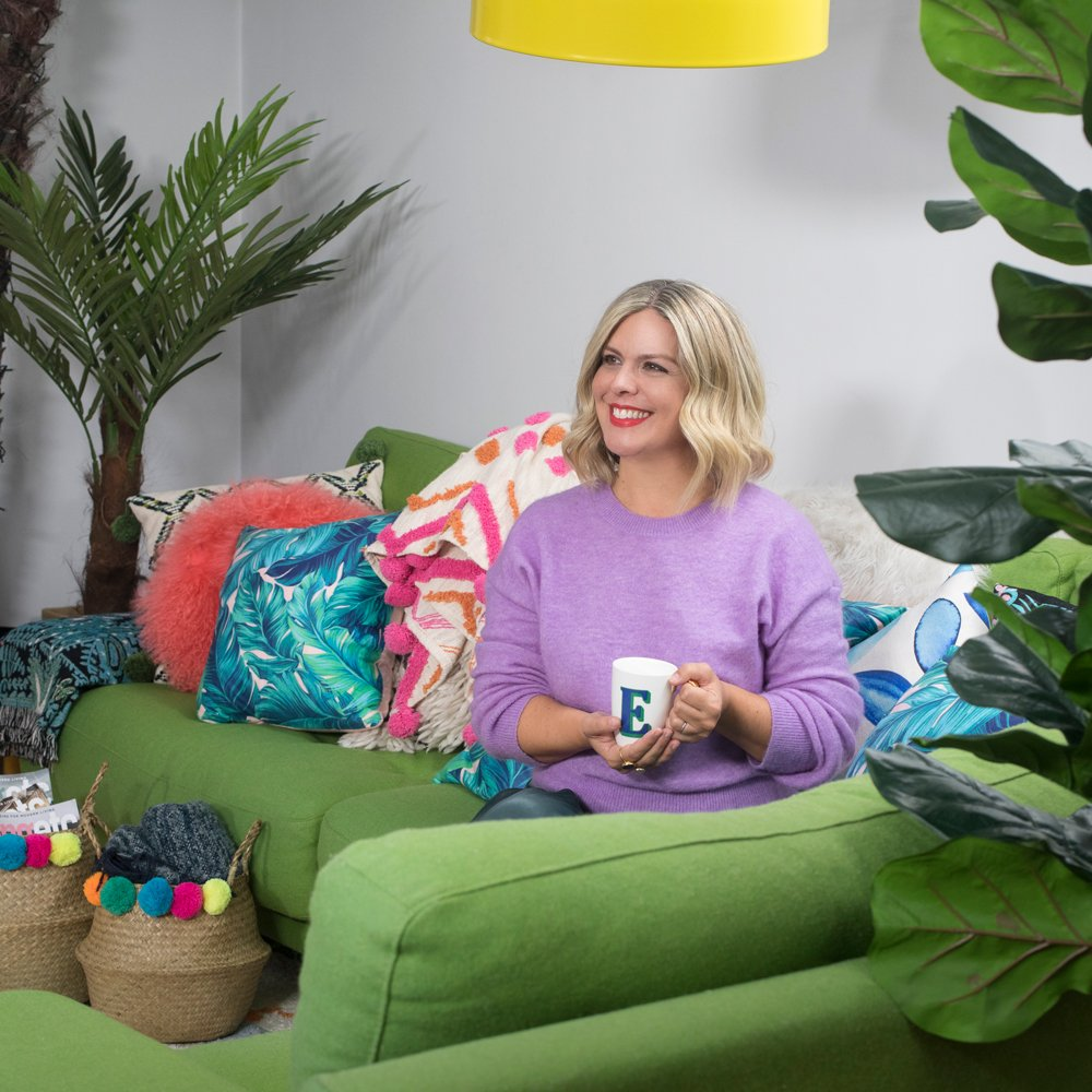 Qvc Outdoor Wall Lights: See QVC's Most Colourful Homeware Collection Yet